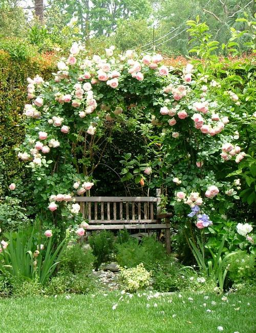 Beautiful Garden Design Ideas Inspired by Romantic Fairy Tales on Romantic Backyard Ideas id=53680