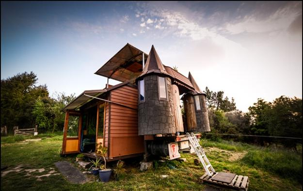 unique small homes and eco friendly house design ideas