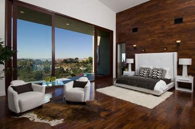 modern bedroom ideas from celebrities homes