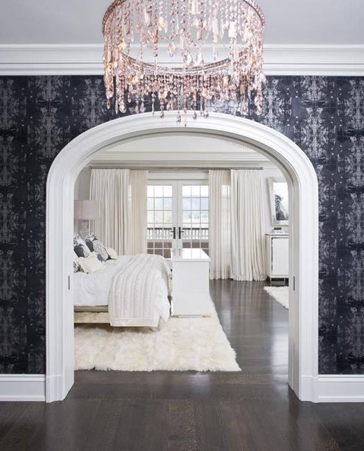Arches Design Wall: Classy Arches In Modern Interior Design And Decorating