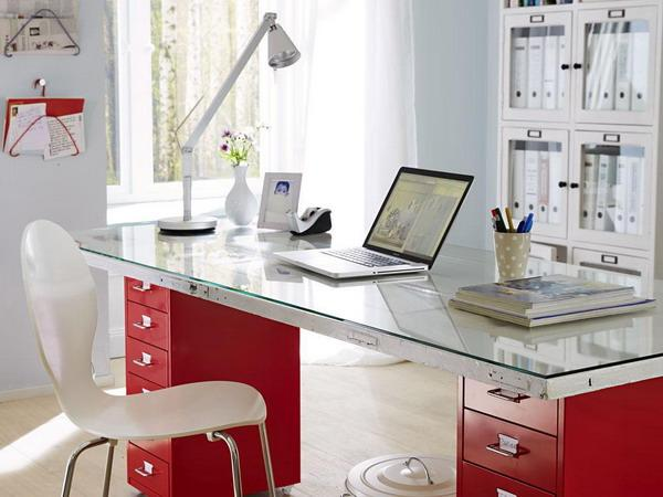 how to reuse and recycle wood doors for modern dining tables and office desks