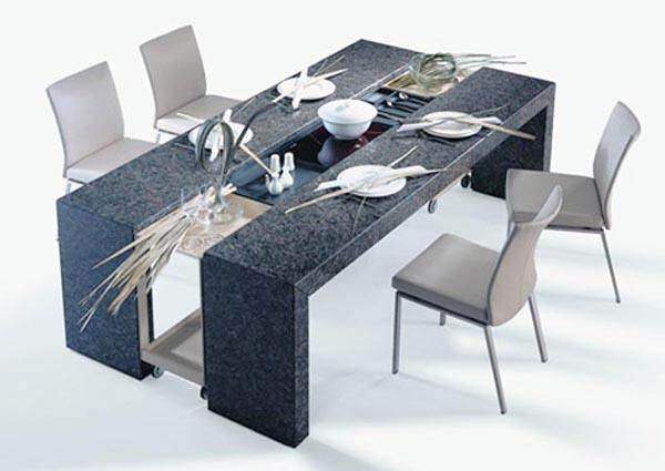 Granite Tops Trends In Table Tops Bathroom And Kitchen Countertops