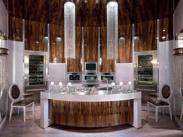 Home Architec Ideas Art Deco Interior Design Kitchen