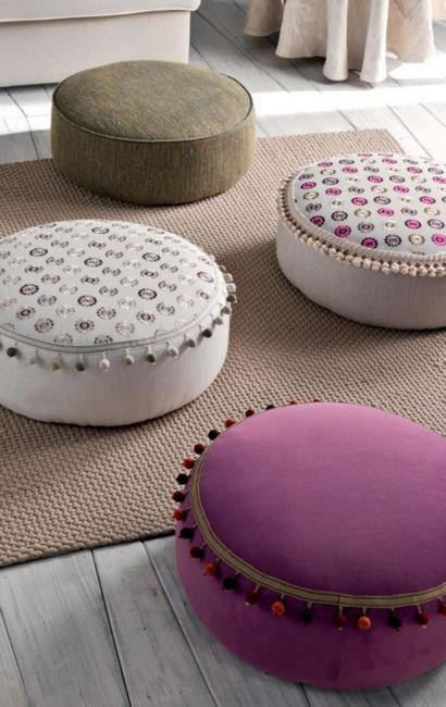 upholstered furniture for bedroom and living room designs