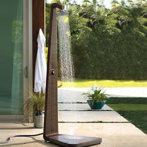 Portable outdoor shower designs - Design outdoor mobel ...