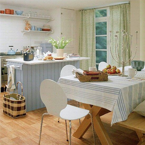 Country Cottage Decorating Ideas: Contemporary And Vintage Furniture For Country Home