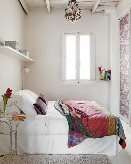 How to Stretch Small Bedroom Designs, Home Staging Tips and Bedroom Decorating Ideas
