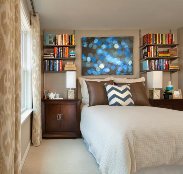 Small Bedroom Decorating Ideas: How To Stretch Small Bedroom Designs, Home Staging Tips