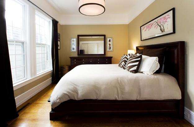 How To Stretch Small Bedroom Designs, Home Staging Tips