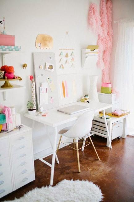Image Result For Creating A Small Home Office