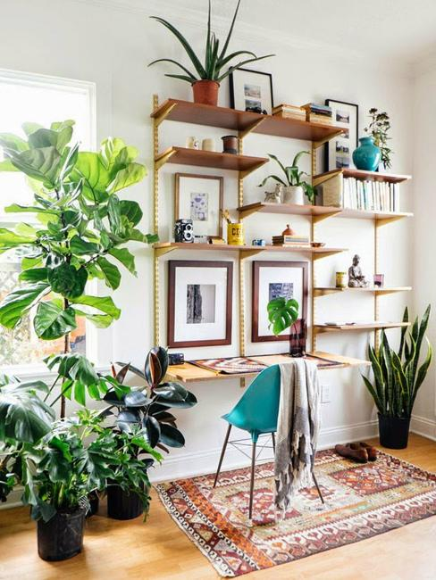 Home Office Furniture And Decor For Small Spaces