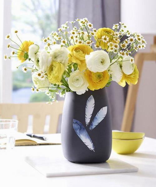 Spring Home Decor Design Ideas: 22 Spring Decorating Ideas And Crafts To Refresh Home