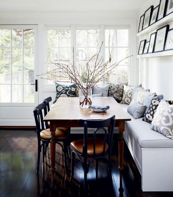 10 Cozy Decor Ideas For Your New Year S Eve Dining Room: 15 Cozy Interior Design Ideas For Space Saving Breakfast Nooks