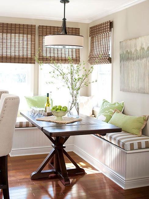Space Saving Interior Design Ideas For Corner Kitchen