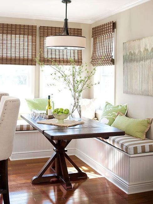 Small Corner Furniture Set For Kitchen Nook
