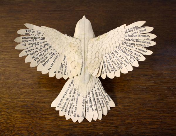Wood and Paper Crafts Creating Beautiful Birds for