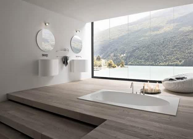 Modern Bathroom Design Ideas and Decorating Secrets for Stylish Rooms