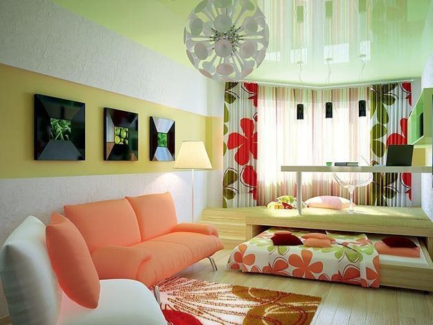 Modern Bright Paint Colors To Update Rooms And Add Cheerful Look To Interior Design