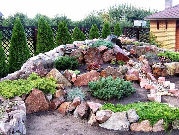 20 Blooming Rock Garden Design Ideas And Backyard