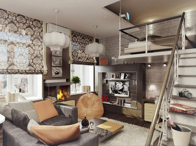 15 Loft Designs Adding Second Floor To Modern Interiors