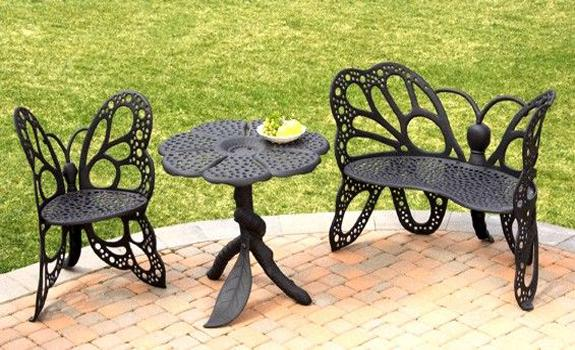 Plastic Recycled Furniture