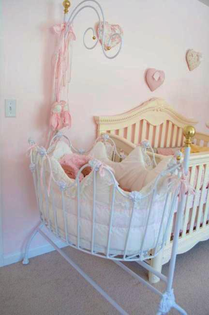 33 Modern Baby Cribs In Contemporary Shapes And Vintage Style