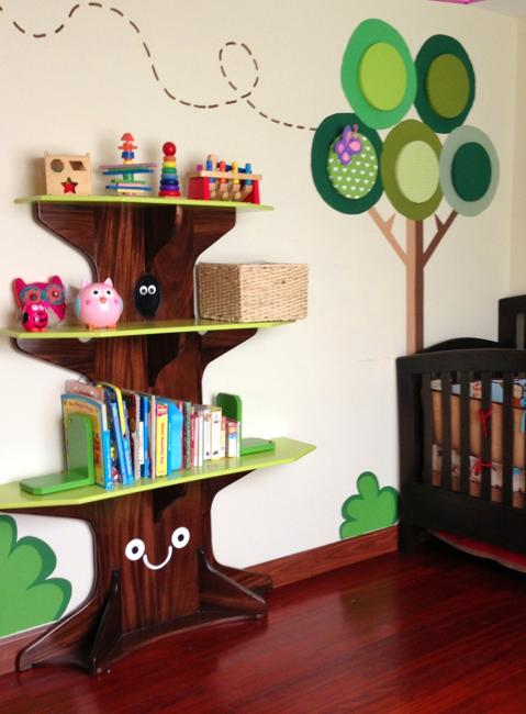 Tree Bookcases And Shelves Eco Style Comes With Space
