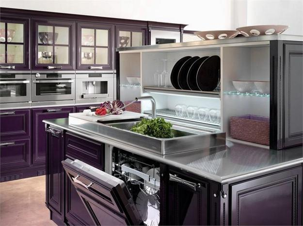 Pros and cons of built in kitchen appliances adding - Kitchen built in cupboards designs ...