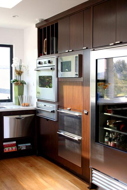 Pros And Cons Of Built In Kitchen Appliances Adding Elegant Touch To