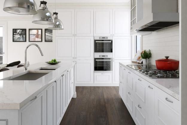 Pros and Cons of Built-in Kitchen Appliances Adding Elegant Touch to ...