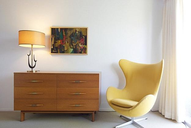 Sophisticated Mid Century Modern Vintage Classic La-Z Lazy ...   Retro Modern Recliners
