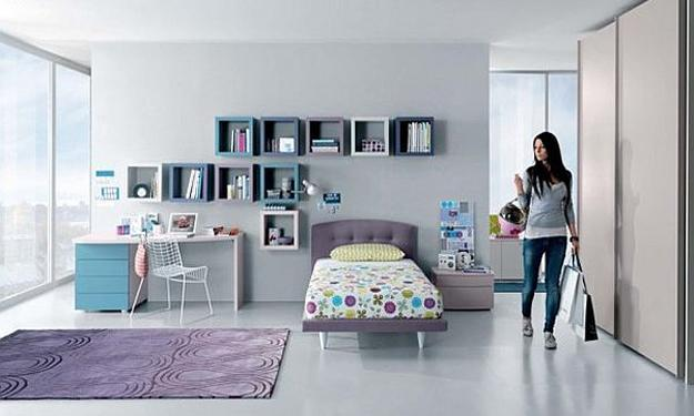 25 Teenage Bedroom Designs and Teens Room Decorations for ...