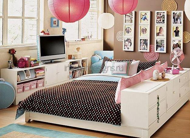 25 Teenage Bedroom Designs And Teens Room Decorations For Girls