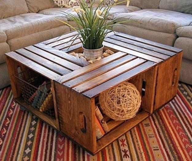20 Creative Ideas To Reuse And Recycle For DIY Modern Tables