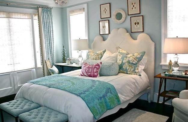 Modern Bedroom Colors, 20 Beautiful Bedroom Designs and ...