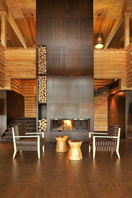 Wood Storage Firewood Ideas