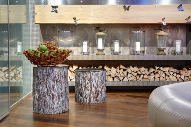 Creative Interior Design with Wood, 25 Firewood Storage ...