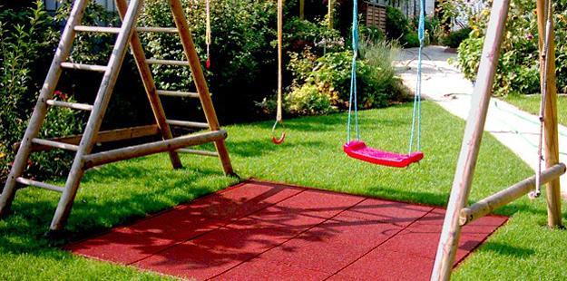 Artificial Turf Backyard Play Areas