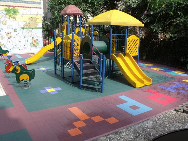 Best Surfacing Fun Ideas For Kids Playground Design