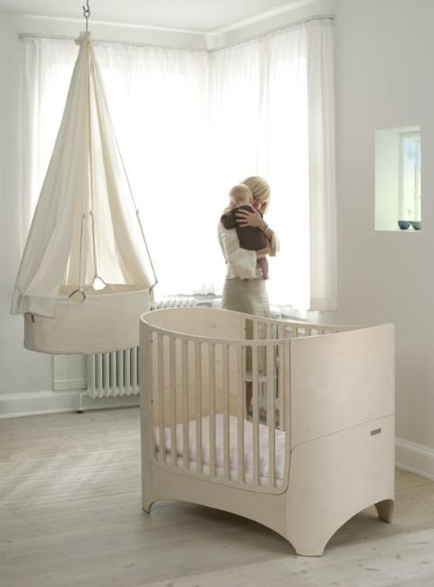 35 Suspended Cradles Modern Baby Room Ideas And