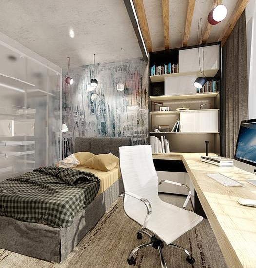 48 Teenage Bedroom Designs Modern Ideas for Cool Boys Room Decor New Teenage Male Bedroom Decorating Ideas