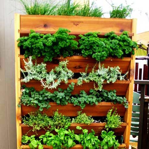 30 Mini Garden Design Ideas Recycling Wood Pallets
