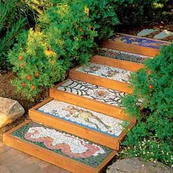 Walkways And Paths: 20 Creaive Ideas For Beautiful Garden Paths And Walkways