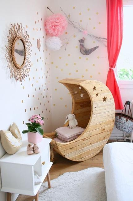 Smart baby room design and modern baby nursery decorating - Newborn baby room decorating ideas ...