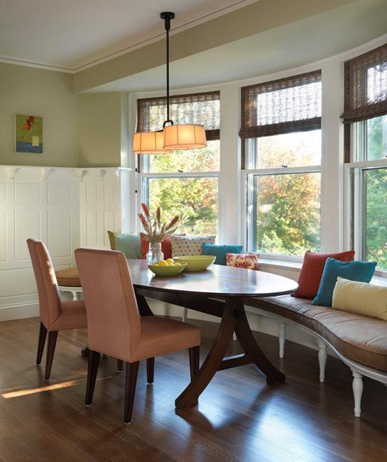 20 Built In Window Seat Designs And Window Decorating Ideas