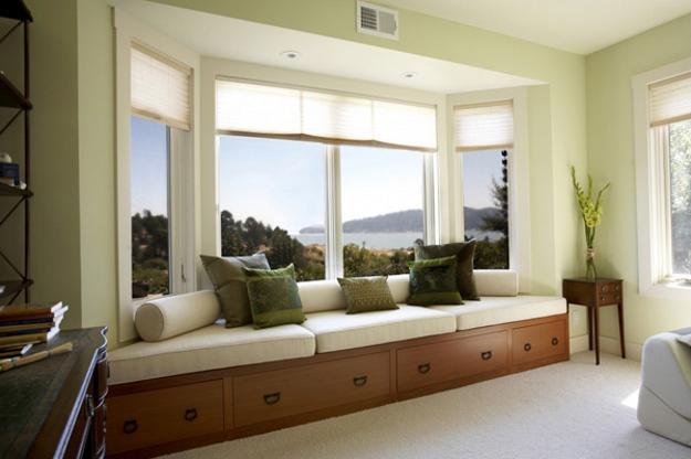 Cool 20 Built In Window Seat Designs And Window Decorating Ideas Frankydiablos Diy Chair Ideas Frankydiabloscom