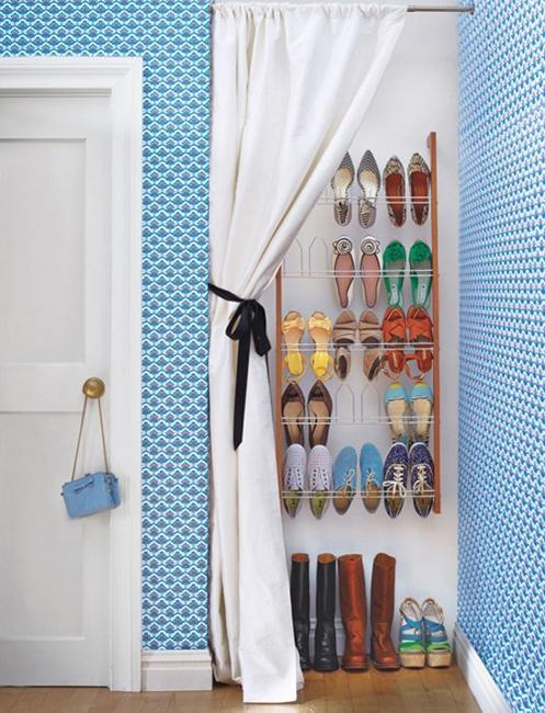 Wall Niche Closet, Storage And Organization Ideas