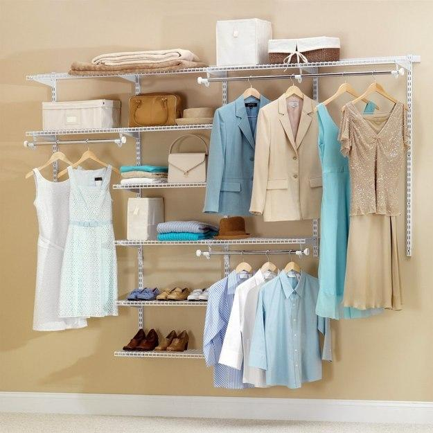 How Toanize Closet And Small Spaces For Storage In Interiors Inside Ideas Interiors design about Everything [magnanprojects.com]