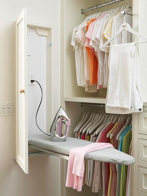 Organizing Tips For Small Es And Decluttering Closet