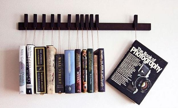 There are many different book shelves solutions traditional and contemporary artistic and formal but unusual wall shelves is a way to impress your ... & Modern Wall Shelves Visualizing Creative Design Ideas